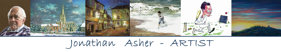 Jonathan Asher – Portrait and Landscape artist based in Norwich, Norfolk